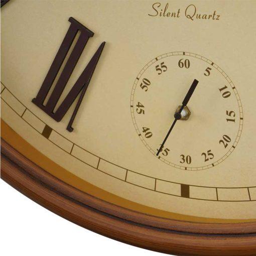 ساعت دیواری چوبی BEVERLYHILLS