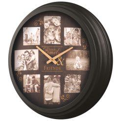ساعت فلزی مدل 1700A لوتوس