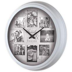 ساعت دیواری فلزی مدل 1700C