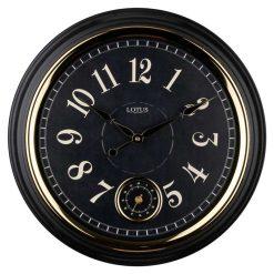 ساعت دیواری فلزی GEORGEWEST
