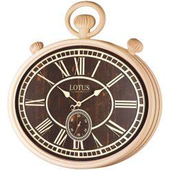 ساعت دیواری چوبی FLORIDA کد 481-CR