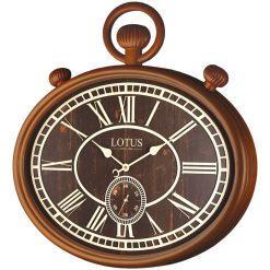 ساعت دیواری چوبی FLORIDA کد 481-WAL