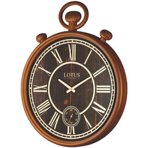ساعت دیواری چوبی JEORGIA کد 482