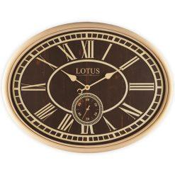ساعت دیواری چوبی MILTON-483-CR