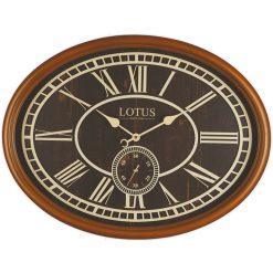 ساعت دیواری چوبی MILTON-483