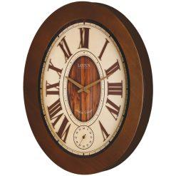 ساعت دیواری چوبی ALBANY