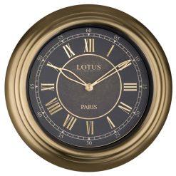 ساعت دیواری فلزی مدل ALEX