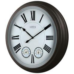 ساعت دیواری فلزی BAKERSFIELD مدل 16026