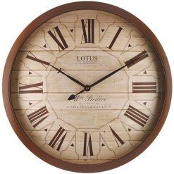 ساعت دیواری چوبی EDGEWOOD