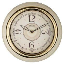 ساعت دیواری فلزی مدل ELLIS