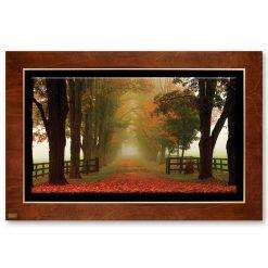تابلو نقاشی پاییز