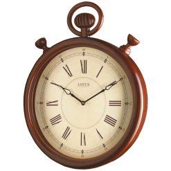 ساعت دیواری چوبی HAVANA کد 452