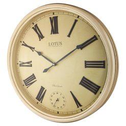 ساعت دیواری چوبی مدل BEVERLYHILLS