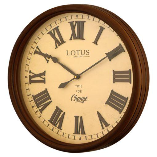 ساعت دیواری چوبی BROWNDELL