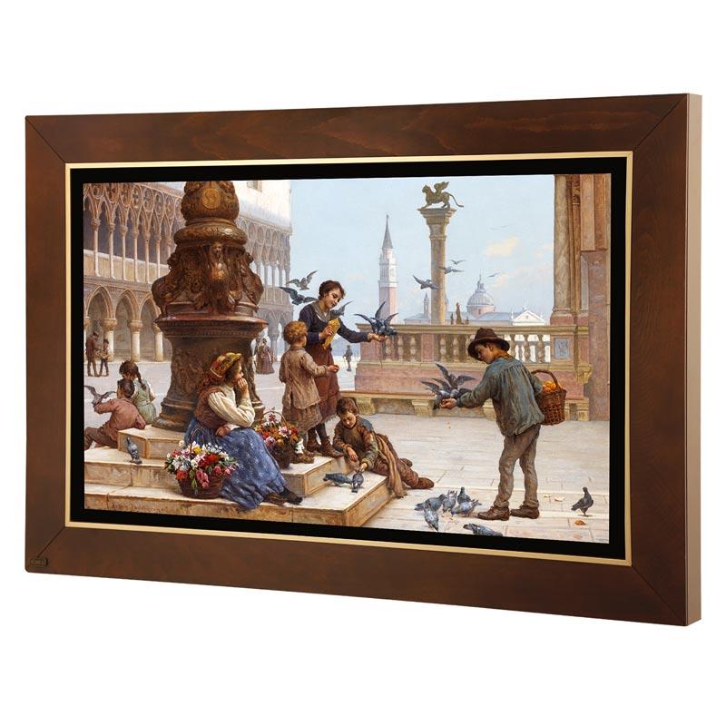 تابلو نقاشی نوازنده جوان هنرمندان ایتالیا