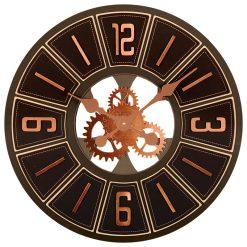 ساعت دیواری چرمی لوتوس مدل LC-2203