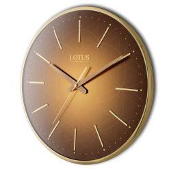 ساعت دیواری فلزی مدل LEO