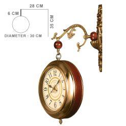 ساعت دیواری دوطرفه مدل LOTUS LMD-8700