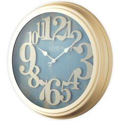 ساعت فلزی مدل WESLAKE لوتوس
