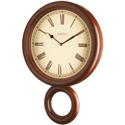 ساعت دیواری چوبی WESTPALM کد 551-R
