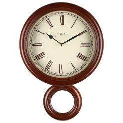 ساعت دیواری چوبی WESTPALM