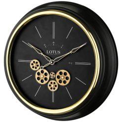 ساعت دیواری چرخ دنده ای مدل ROCKLAND لوتوس
