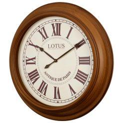 ساعت دیواری چوبی JACKSONVILLE