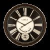 ساعت چوبی مدل RENTON لوتوس