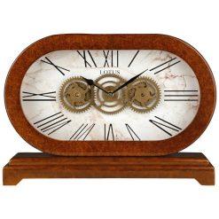 ساعت چوبی رومیزی لوتوس HANSON BR