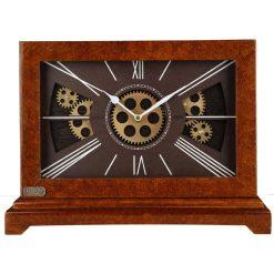 ساعت چوبی رومیزی لوتوس HAMPTON BR