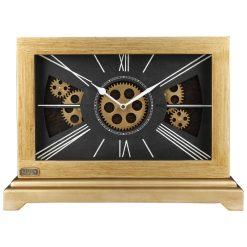 ساعت چوبی رومیزی لوتوس HAMPTON 5507
