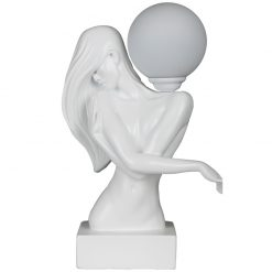مجسمه تزیینی مدل LUCIANA LOTUS