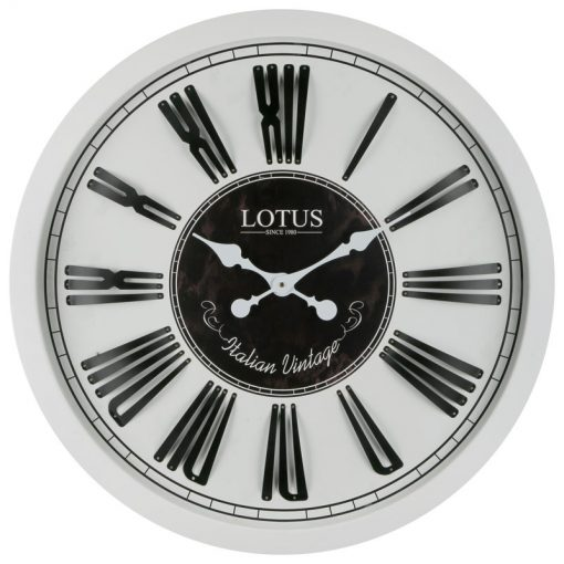 ساعت چوبی مدل LOWELL لوتوس