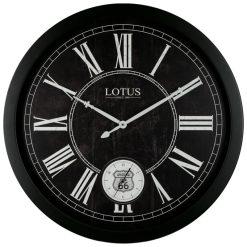 ساعت چوبی مدل DAVIE لوتوس