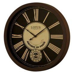 ساعت دیواری چوبی مدل RENTON