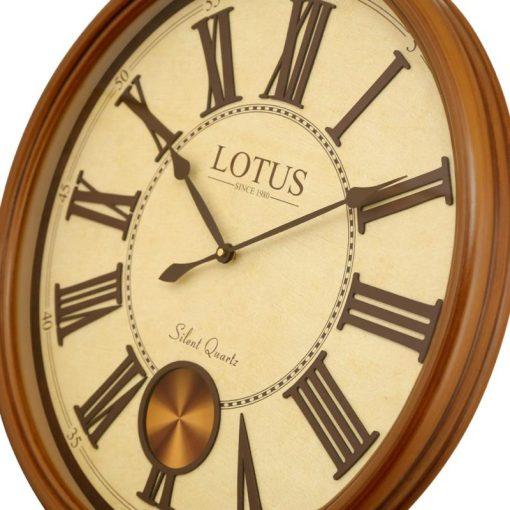 ساعت دیواری چوبی مدل BURLINGAME