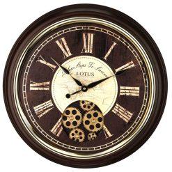 ساعت دیواری چرخ دنده ای WAYLAND لوتوس