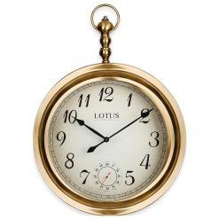 ساعت دیواری لوتوس مدل JOLIET-M-4031-ANTIQUE