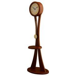 ساعت مدرن ایستاده سالنی