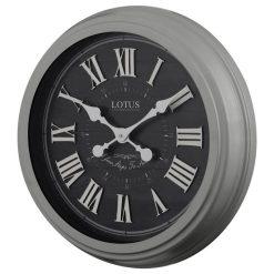ساعت دیواری فلزی مدل CORONA