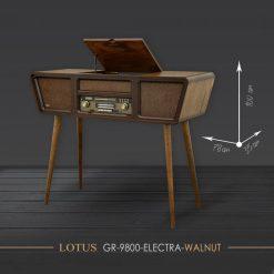 گرامافون لوتوس مدل ELECTRA کد GR-9800