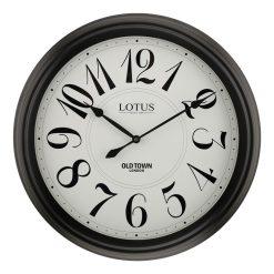 ساعت دیواری فلزی مدل DIXON لوتوس