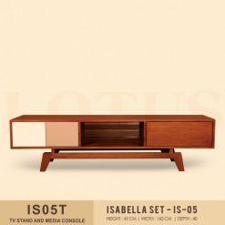 میز تلوزیون ISABELLA
