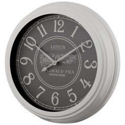 ساعت دیواری فلزی DELMAR