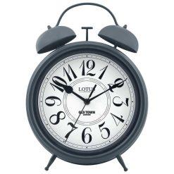 ساعت فلزی رومیزی COOL GRAY