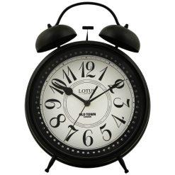 ساعت رومیزی فلزی