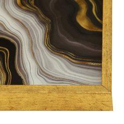 سینی سرو مدل AMALFI رنگ GOLD