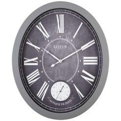 ساعت دیواری چوبی ROCKLIN